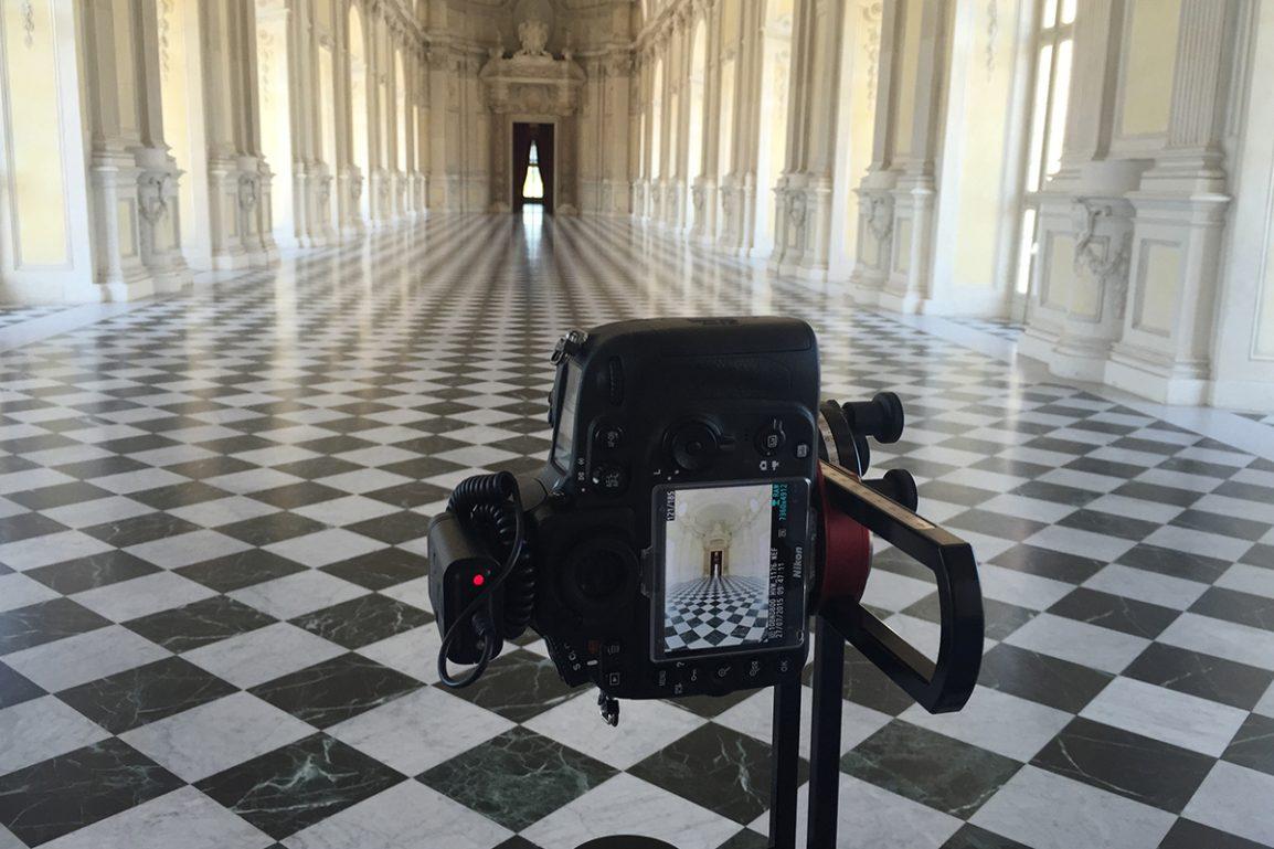 Virtual Tour 360° Venaria Reale