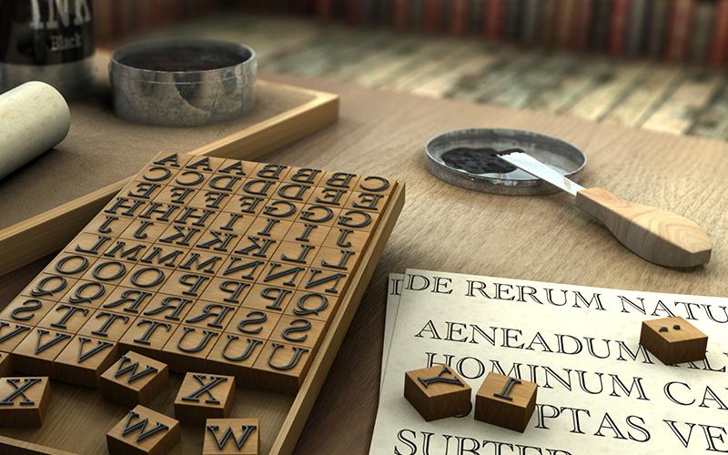 scrittura tecnologia