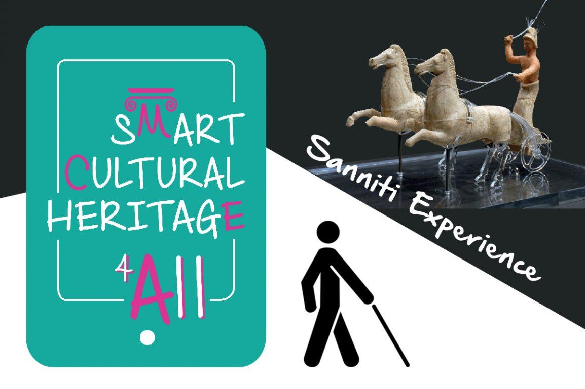 SANNITI EXPERIENCE. Un prodotto di Smart Cultutale Heritage 4 All