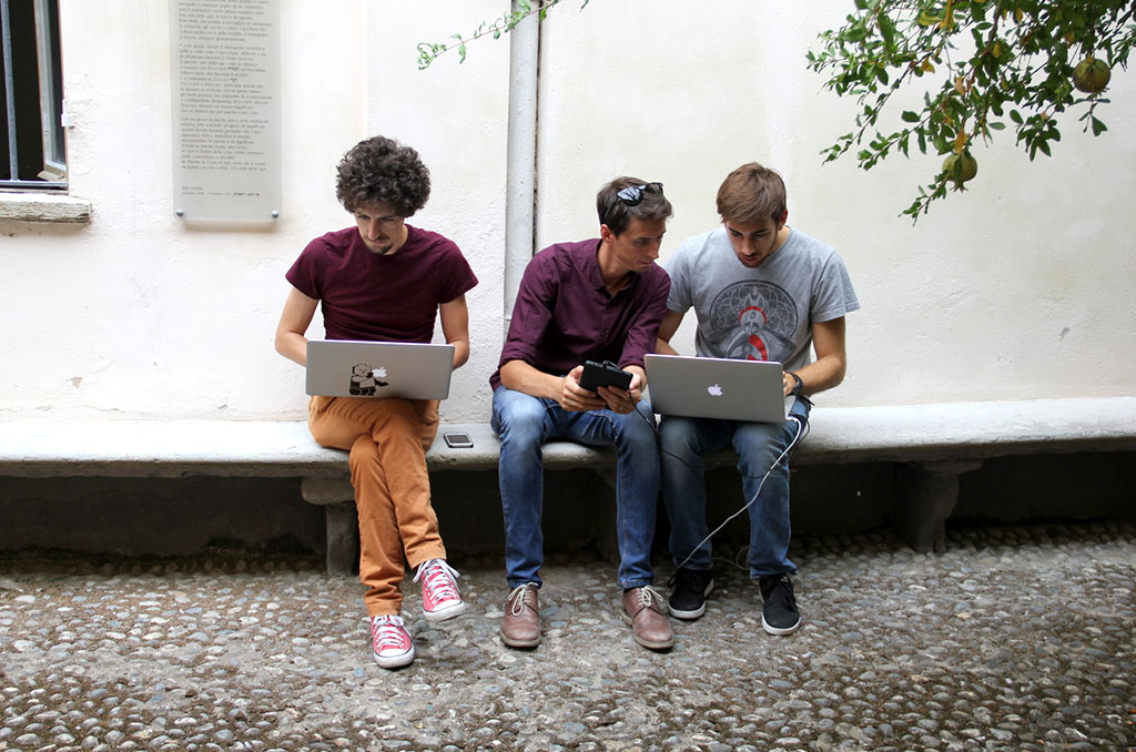 Talent Garden intervista i nostri sviluppatori: Alberto Filippini, Simone Landi, Ludovico Dellavecchia