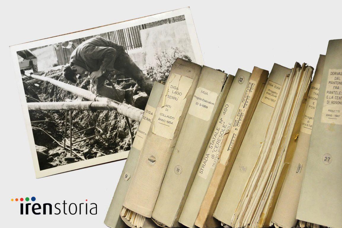 Iren Storia Progetto di valorizzazione dell'archivio storico del Gruppo Iren